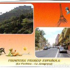Postales - POSTAL * EL PERTUS ,LA JONQUERA - FRONTERA FRANCO-ESPANYOLA * 1995 - 90183768