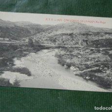 Postales: ANTIGUA POSTAL SANT LLORENS DE LA MUGA (GERONA) - ATV 1872 RIU MUGA. Lote 90647260