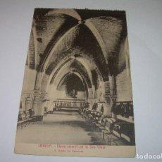 Postales: ANTIGUA POSTAL....LERIDA.. Lote 91133435