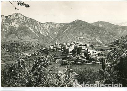 LLEIDA TUIXENT VISTA GENERAL FOTO LLOBET. CIRCULADA (Postales - España - Cataluña Moderna (desde 1940))