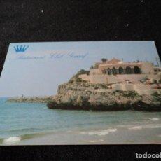 Postales: RESTAURANT CLUB GARRAF. Lote 92186515