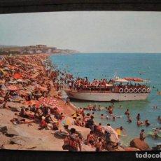 Postales: POSTAL ARENYS DE MAR - SERIE II - Nº 645 - PLAYA.. Lote 92850880