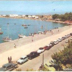 Postales: ROSAS, BLANCA Y MARINERA VILLA ABIERTA AL MAR, UBACH PUIG, SIN CIRCULAR. Lote 92938315