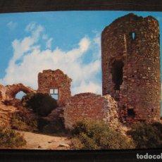 Postales: POSTAL ARGENTONA - Nº 11 - CASTILLO DE BURRIACH.. Lote 93001450