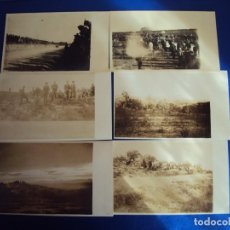 Postales: (PS-52579)LOTE DE 6 POSTALES FOTOGRAFICAS DE SITGES-CIRCUITO TERRAMAR. Lote 93357695