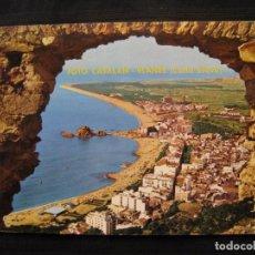 Postales: FOTO CATALAN - BLANES ( COSTA BRAVA ).. Lote 93712325