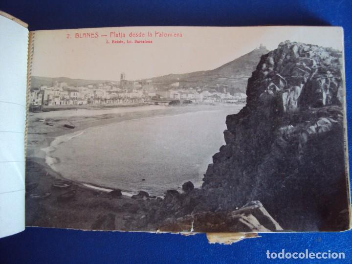 Postales: (PS-52620)BLOK DE POSTALES DE BLANES - FOTO L.ROISIN - Foto 3 - 93998625