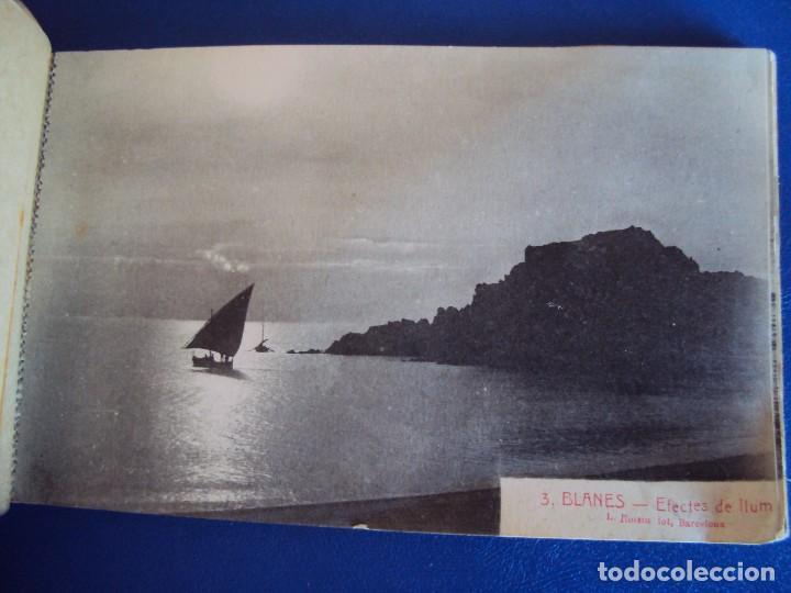 Postales: (PS-52620)BLOK DE POSTALES DE BLANES - FOTO L.ROISIN - Foto 4 - 93998625