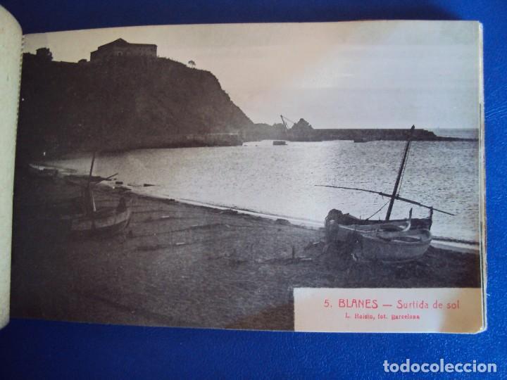 Postales: (PS-52620)BLOK DE POSTALES DE BLANES - FOTO L.ROISIN - Foto 6 - 93998625