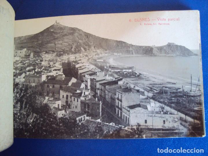 Postales: (PS-52620)BLOK DE POSTALES DE BLANES - FOTO L.ROISIN - Foto 7 - 93998625