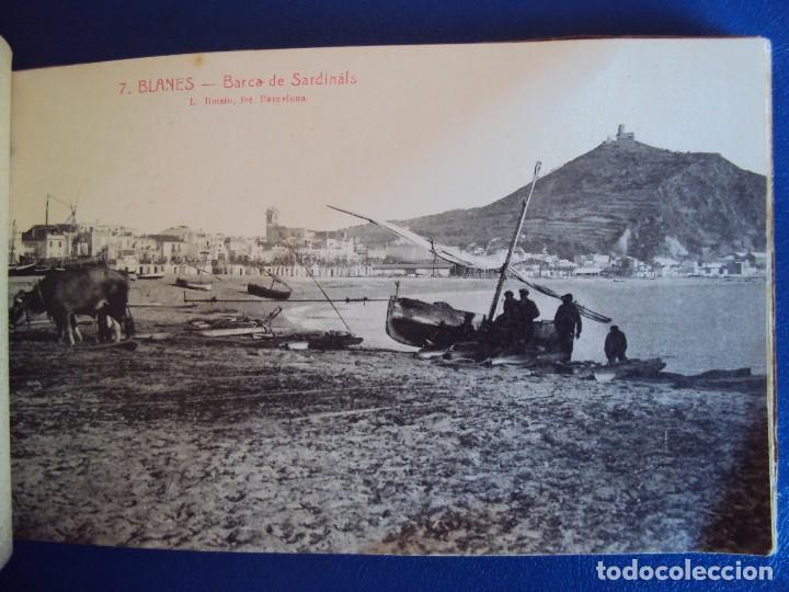 Postales: (PS-52620)BLOK DE POSTALES DE BLANES - FOTO L.ROISIN - Foto 8 - 93998625