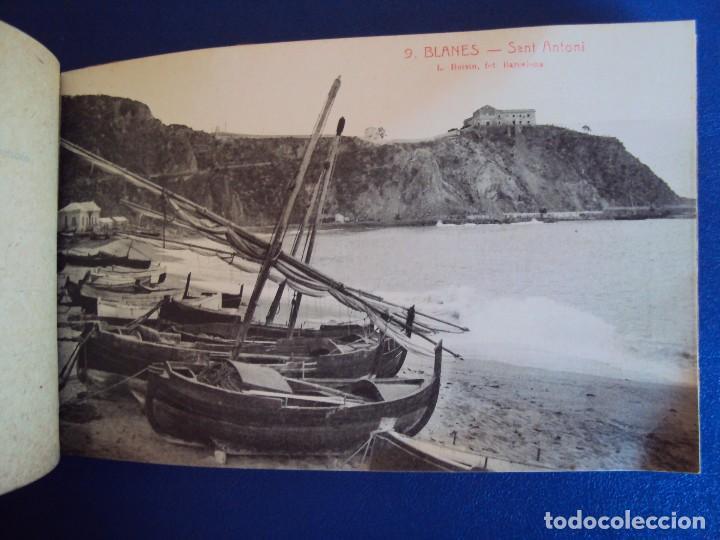 Postales: (PS-52620)BLOK DE POSTALES DE BLANES - FOTO L.ROISIN - Foto 10 - 93998625