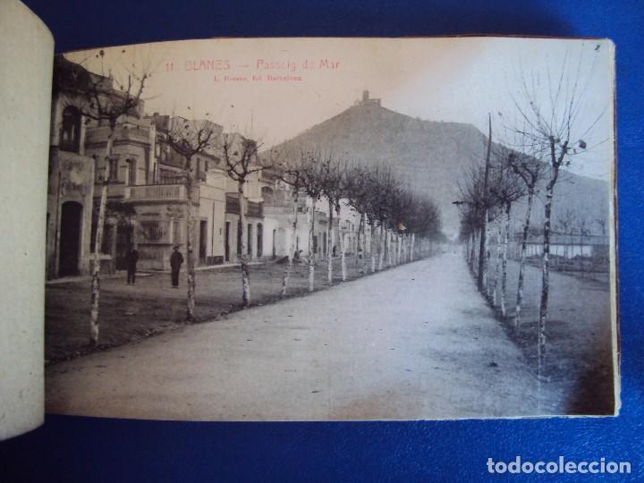 Postales: (PS-52620)BLOK DE POSTALES DE BLANES - FOTO L.ROISIN - Foto 11 - 93998625