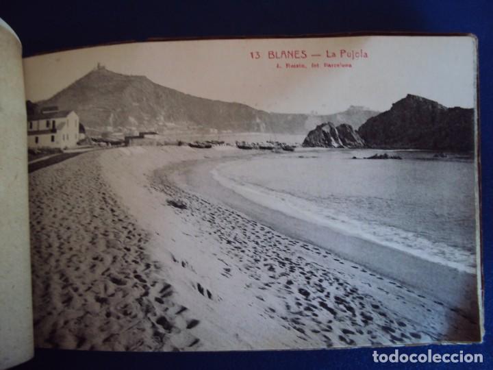 Postales: (PS-52620)BLOK DE POSTALES DE BLANES - FOTO L.ROISIN - Foto 13 - 93998625