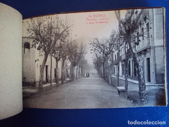 Postales: (PS-52620)BLOK DE POSTALES DE BLANES - FOTO L.ROISIN - Foto 14 - 93998625