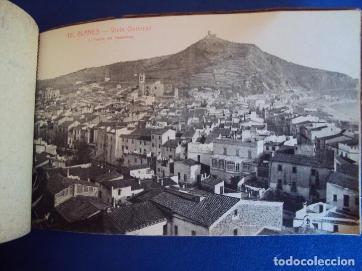 Postales: (PS-52620)BLOK DE POSTALES DE BLANES - FOTO L.ROISIN - Foto 15 - 93998625