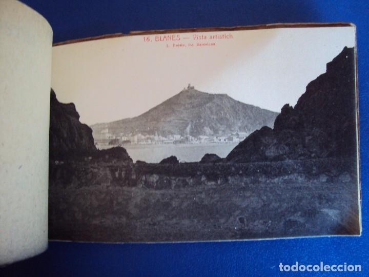 Postales: (PS-52620)BLOK DE POSTALES DE BLANES - FOTO L.ROISIN - Foto 16 - 93998625