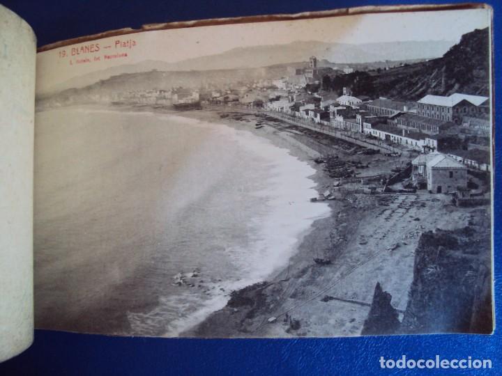 Postales: (PS-52620)BLOK DE POSTALES DE BLANES - FOTO L.ROISIN - Foto 19 - 93998625