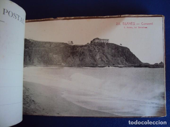 Postales: (PS-52620)BLOK DE POSTALES DE BLANES - FOTO L.ROISIN - Foto 20 - 93998625
