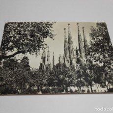 Postales: BARCELONA, SAGRADA FAMÍLIA.. Lote 94310254