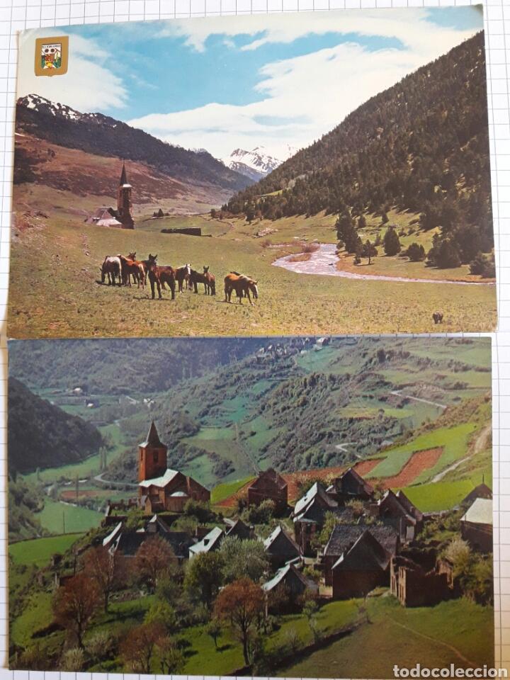 LOTE 2 POSTALES LLEIDA (Postales - España - Cataluña Moderna (desde 1940))