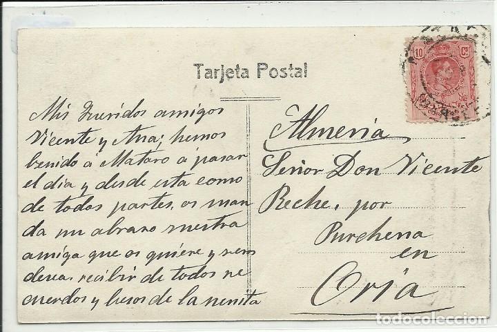 Postales: (PS-52627)POSTAL FOTOGRAFICA DE MATARO-PLAYA - Foto 2 - 94399350