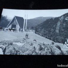 Postales: FOTO POSTAL CASTELLAR DE N´HUG HOSTAL LES FONTS LA CAPELLA FOTO DESEURAS. Lote 94461370