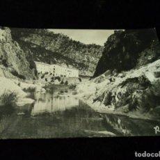 Postales: GANDESA - LA FONTCALDA. ESTRECHOS DE ARRIBA. FOTO RAYMOND.ED. LIB. FONTCALDA.. Lote 94483018