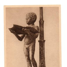 Postales: POSTAL TARRAGONA - MUSEU ARQUEOLÒGIC - LAMPADARI ROMÀ - Nº 34 - ARXIU TAU - MUMBRÚ - ANYS 20 - TGN. Lote 94515762