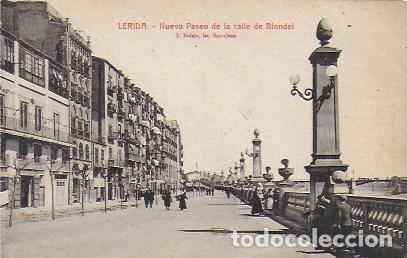 Postales: P- 7238. LOTE DE 3 POSTALES LERIDA. L. ROISIN. - Foto 3 - 94849663