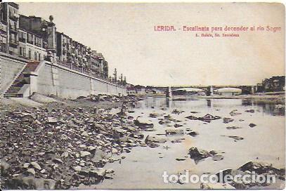 Postales: P- 7238. LOTE DE 3 POSTALES LERIDA. L. ROISIN. - Foto 4 - 94849663