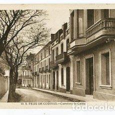 Postales: BARCELONA S. FELIU DE CODINAS CARRETERA DE CALDAS. EDICION CRISTOBAL NAVARRO. SIN CIRCULAR. Lote 95070271