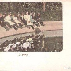 Postales: EL ESPEJO, SIN DIVIDIR SIN CIRCULAR. Lote 95307959