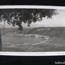 Postales: POSTAL PORT DE LA SELVA - VISTA DESDE EL CAMINO DE SANT PERE DE RODA - 1950. Lote 95575803