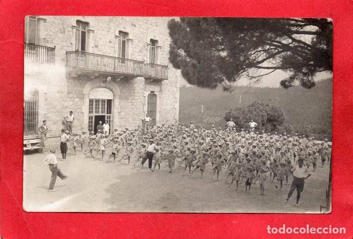 BARCELONA. HORTA. CASA PROVINCIAL DE CARIDAD (Postales - España - Cataluña Antigua (hasta 1939))