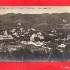 Postales: BARCELONA. HORTA. A 18 BARRIO QUINTANA. VISTA GENERAL. Lote 95863883
