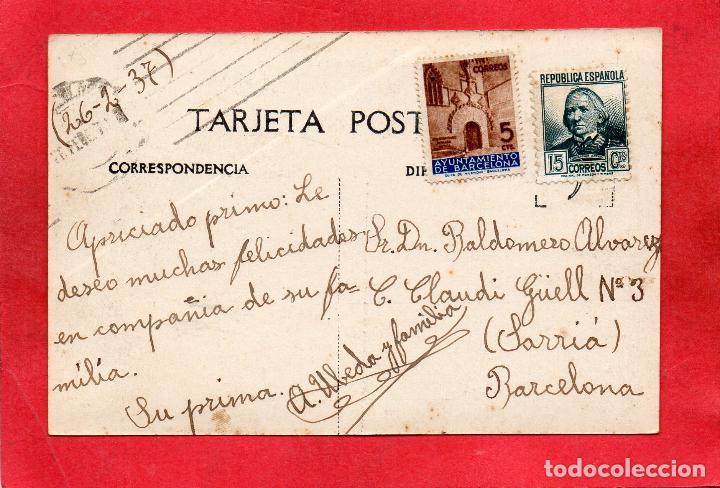 Postales: Reverso - Foto 2 - 95864099