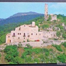 Postales: SANTUARI DE LA FONT SANTA. CASTELL DE SUBIRATS. POSTAL SIN CIRCULAR . Lote 95940099
