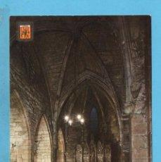 Postales: POSTAL DE LLEIDA IGLESIA SANT LLORENC ALTAR LATERAL Nº3624 EDITÓ ESCUDO DE ORO SIN CIRCULAR . Lote 95964863