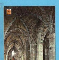 Postales: POSTAL DE LLEIDA IGLESIA SANT LLORENC ALTAR LATERAL Nº3625 EDITÓ ESCUDO DE ORO SIN CIRCULAR . Lote 95964935
