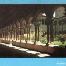 Postales: POSTAL DE RIPOLL CLAUSTRO DEL MONESTIR DE SANTA MARIA Nº 27 EDITÓ OFFSET MAIDEU SIN CIRCULAR . Lote 96004035