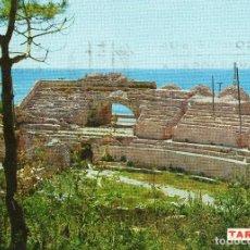 Postales: 1974 TARRAGONA ANFITEATRO ROMANO CON SELLO. Lote 96007347