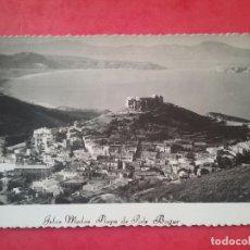 Postales: PLAYA DE PALS POSTAL FOTOGRÁFICA ISLAS MEDAS BAGUR COSTA BRAVA AÑOS '50. Lote 96009011