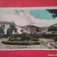 Postales: SEO DE URGEL POSTAL FOTOGRÁFICA PLAZA JOSÉ ZULUETA FOTOGRAFÍA JANOT. Lote 96011039