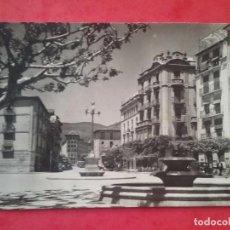 Postales: SEO DE URGEL POSTAL FOTOGRÁFICA PLAZA DE LOS CAIDOS AVDA JOSÉ ANTONIO . Lote 96011175