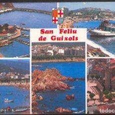 Postales: COSTA BRAVA - 1006 .- SAN FELIU DE GUIXOLS. Lote 96017183