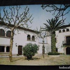Postales: POSTAL CAVAS NADAL - VISTA EXTERIOR - SALA DE DEGUSTACION.. Lote 96098415