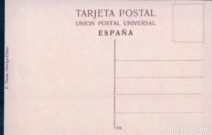 Postales: postal barcelona - paseo de colón - postal - editor e. planas 576 - Foto 2 - 96111135