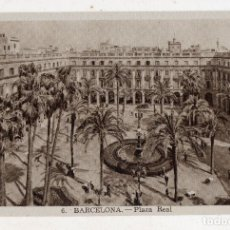 Postales: BARCELONA. PLAZA REAL.. Lote 96162155