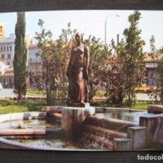 Postales: POSTAL MANRESA ( BARCELONA ) - Nº 8 - LA BEN PLANTADA ( ESCULTURA DE CLARA ) - CIRCULADA.. Lote 96303887